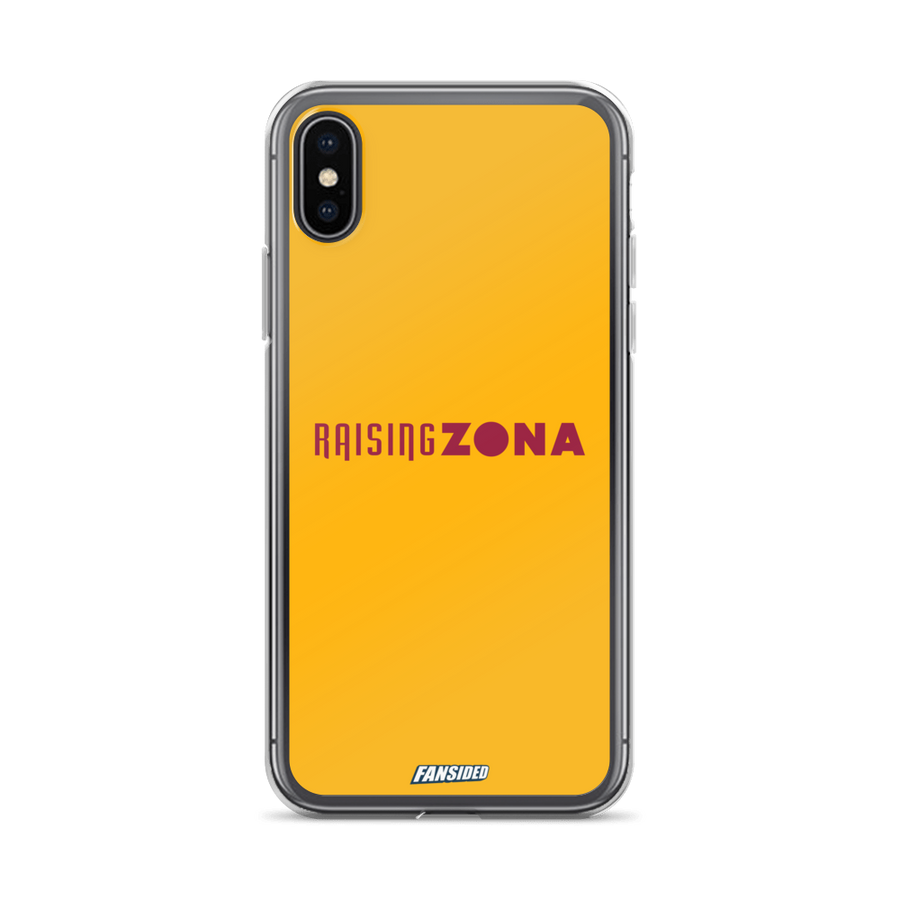 Raising Zona iPhone Case