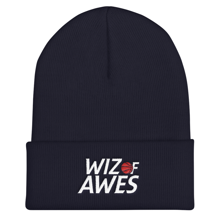 Wiz of Awes Cuffed Beanie