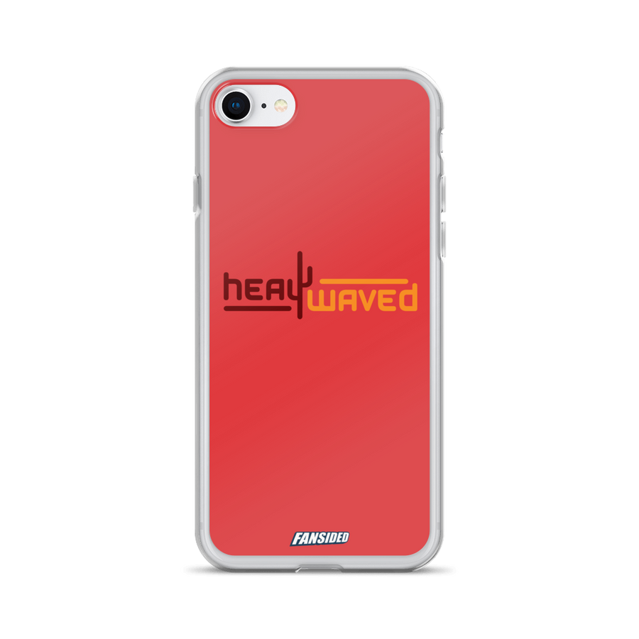 Heat Waved iPhone Case