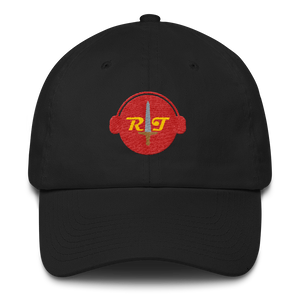 Reign of Troy Radio Dad Cap