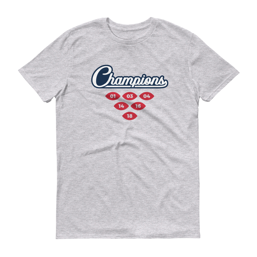 Champions of Football T-Shirt