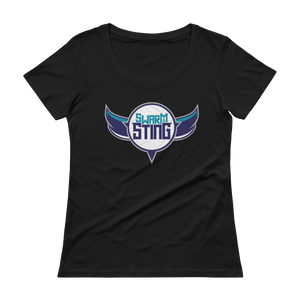 Women's Swarm and Sting Scoopneck T-Shirt