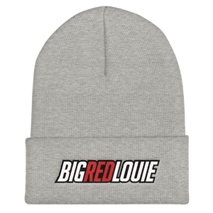 Big Red Louie Cuffed Beanie