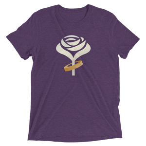 Accept This Rose Short Sleeve T-Shirt