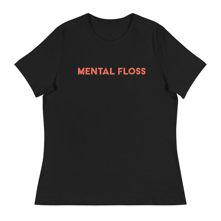 Mental Floss Women's Relaxed T-Shirt