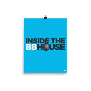 Inside the BB House Poster
