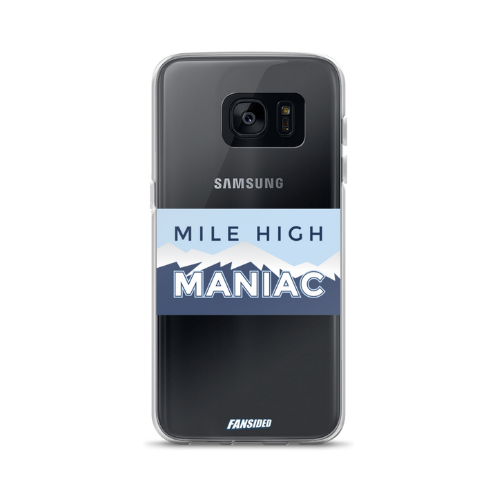 Mile High Maniac Samsung Case