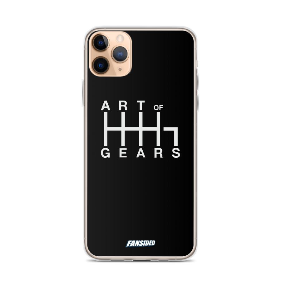 Art of Gears iPhone Case