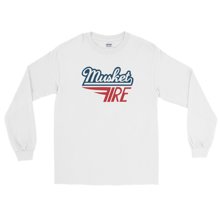 Musket Fire Long Sleeve T-Shirt
