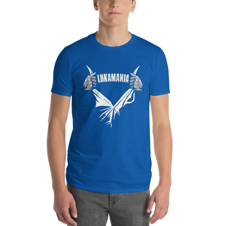 LUKAMANIA Short-Sleeve T-Shirt