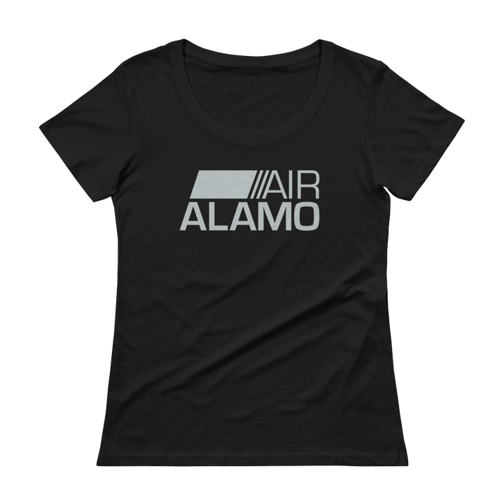 Women's Air Alamo Scoopneck T-Shirt