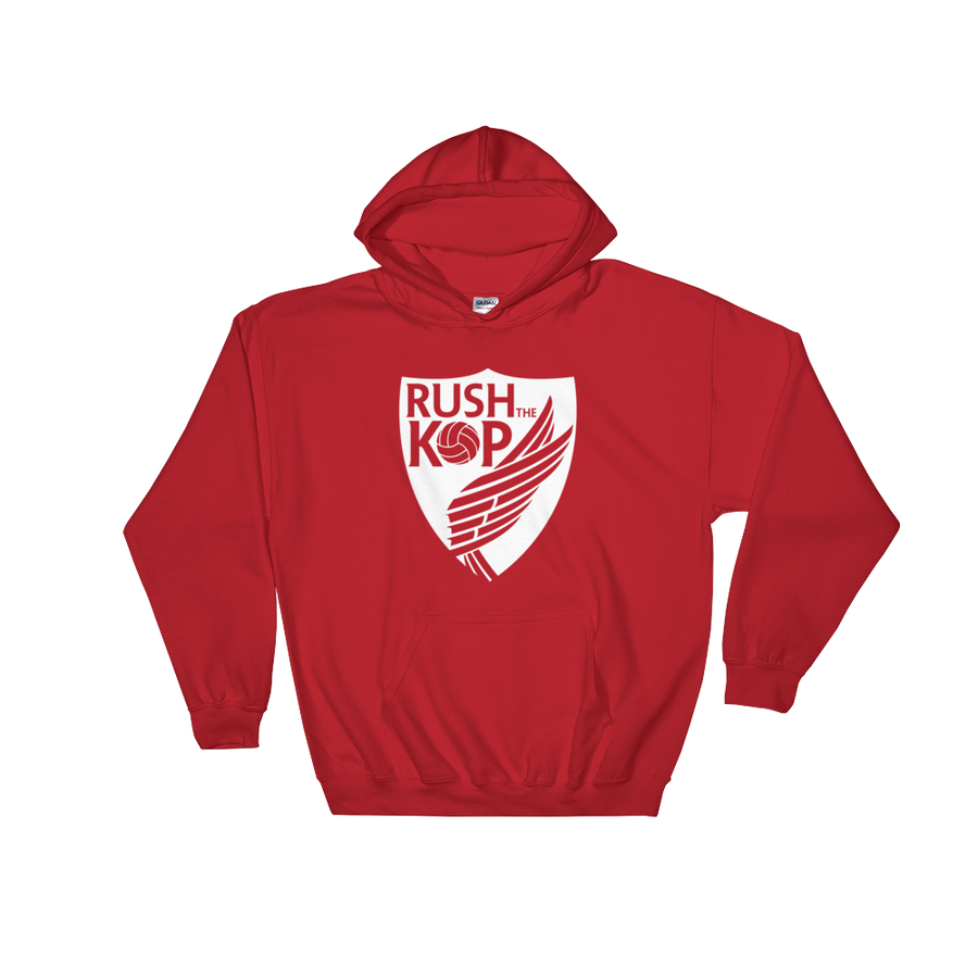 Rush The Kop Hooded Sweatshirt
