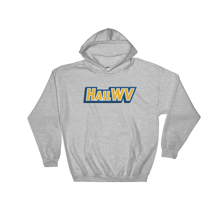 Hail WV Hooded Sweatshirt