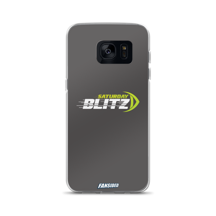 Saturday Blitz Samsung Case