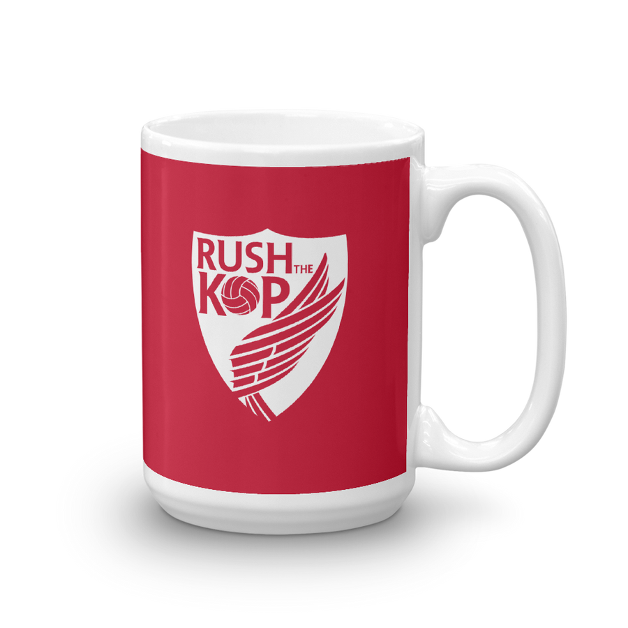 Rush The Kop Mug