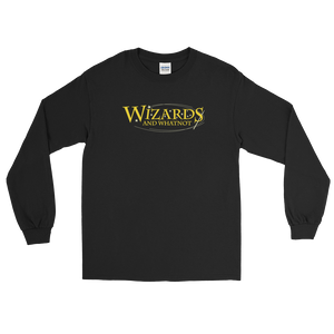 Wizards and What Not Long Sleeve T-Shirt