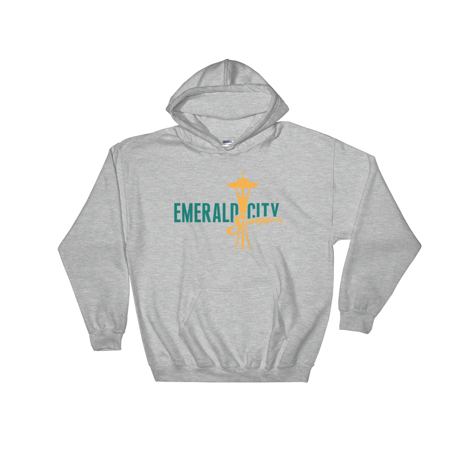 Emerald City Swagger Hooded Sweatshirt