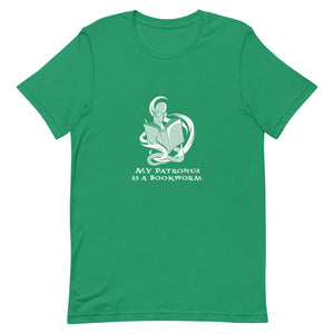 Bookworm Short-Sleeve Unisex T-Shirt