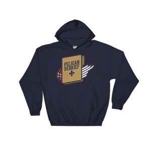 New Orleans Basketball Hooded Sweatshirt