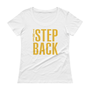 Women's The Step Back Scoopneck T-Shirt