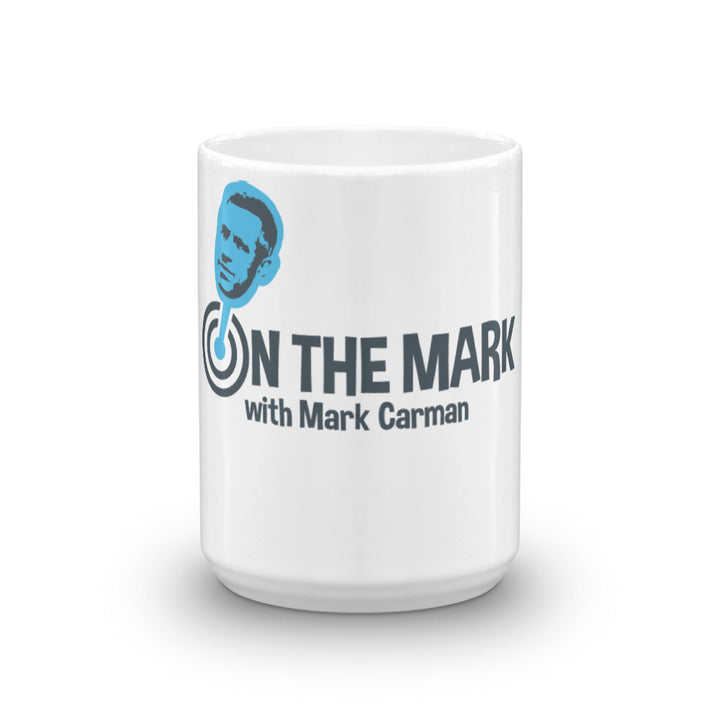 On the Mark Coffee Mug