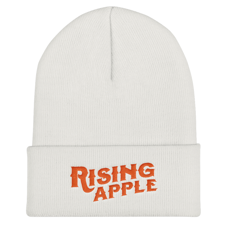 Rising Apple Cuffed Beanie