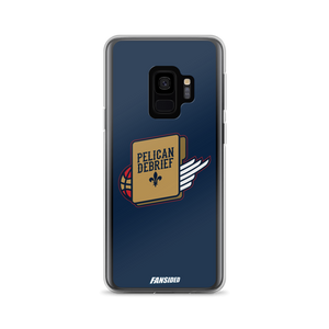 New Orleans Basketball Samsung Case