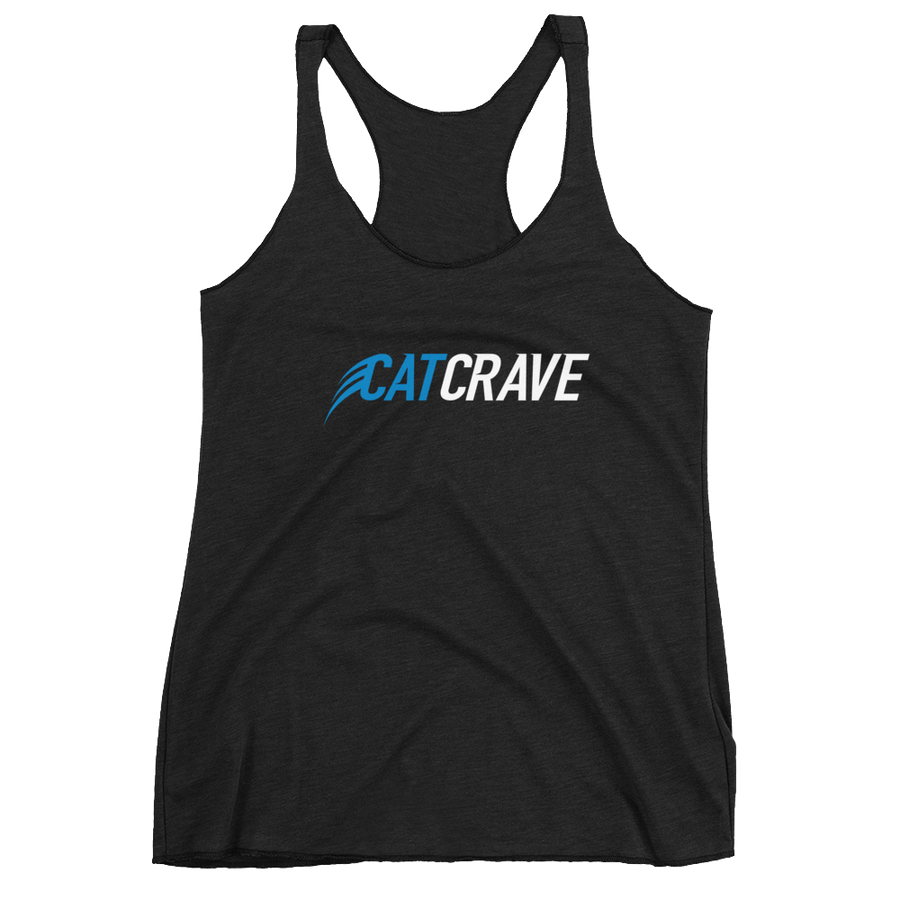 Women's Cat Crave Racerback Tank