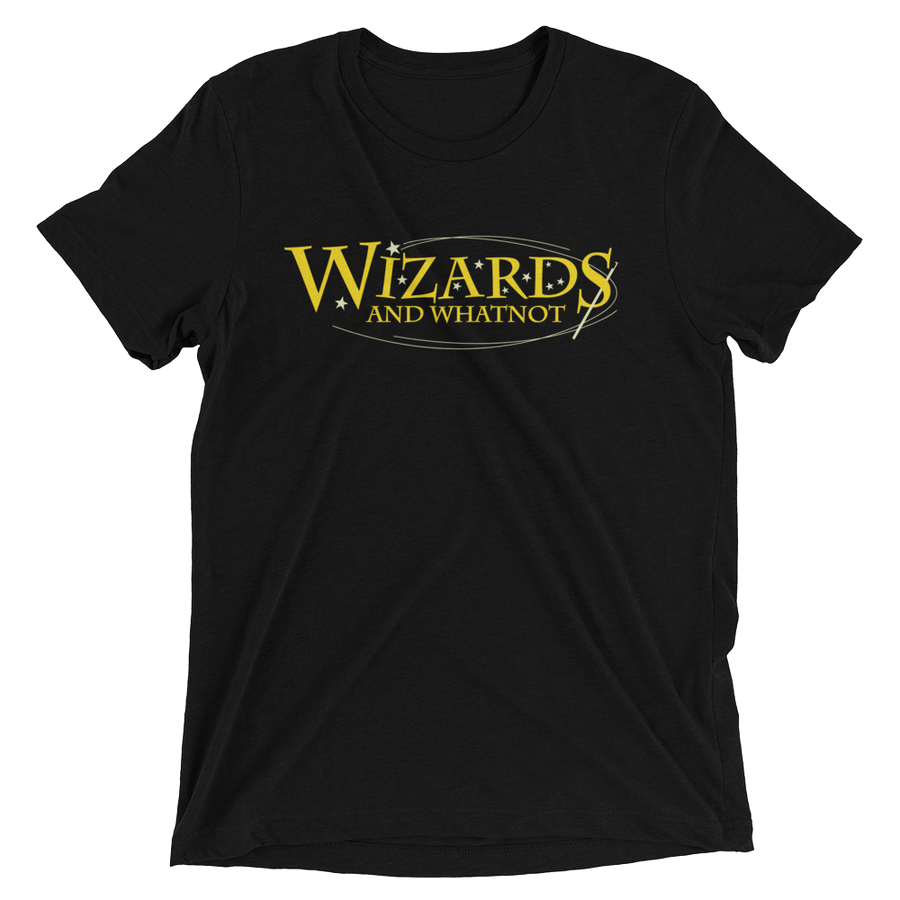 Men's Wizards and What Not Short-Sleeve T-Shirt