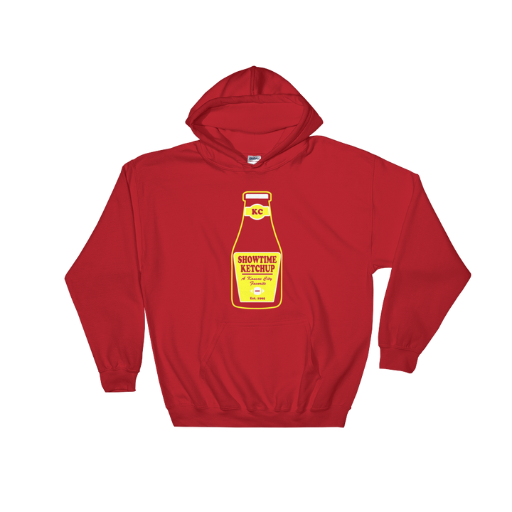 Showtime Ketchup Hooded Sweatshirt
