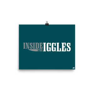 Inside The Iggles Premium Matte Poster