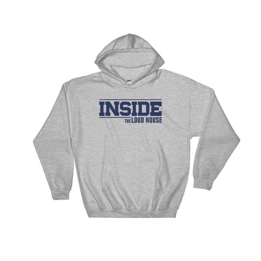 Inside the Loud House Hooded Sweatshirt