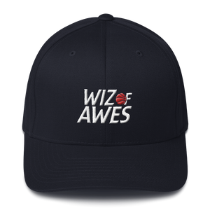 Wiz of Awes Structured Twill Cap