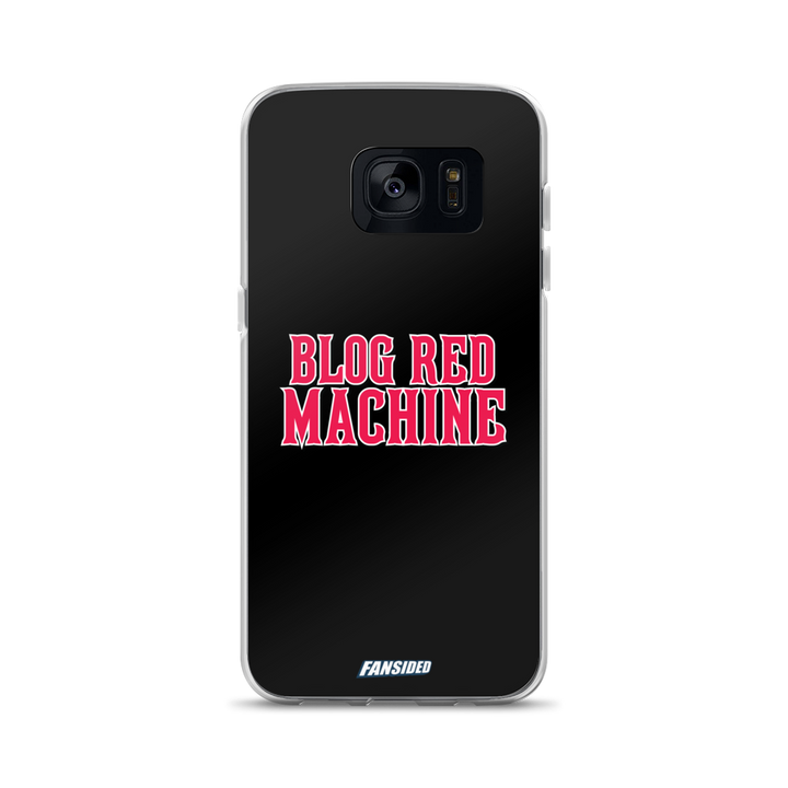 Blog Red Machine Samsung Case