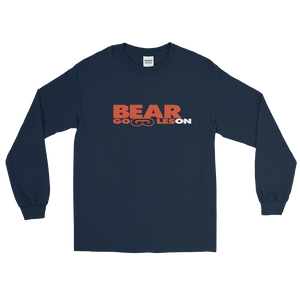 Bear Goggles On Long Sleeve T-Shirt