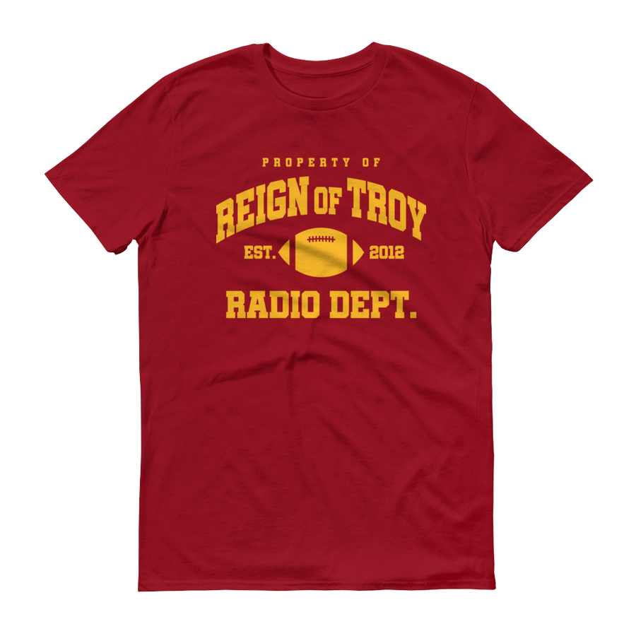 Reign of Troy Radio Dept. Men's Shirt