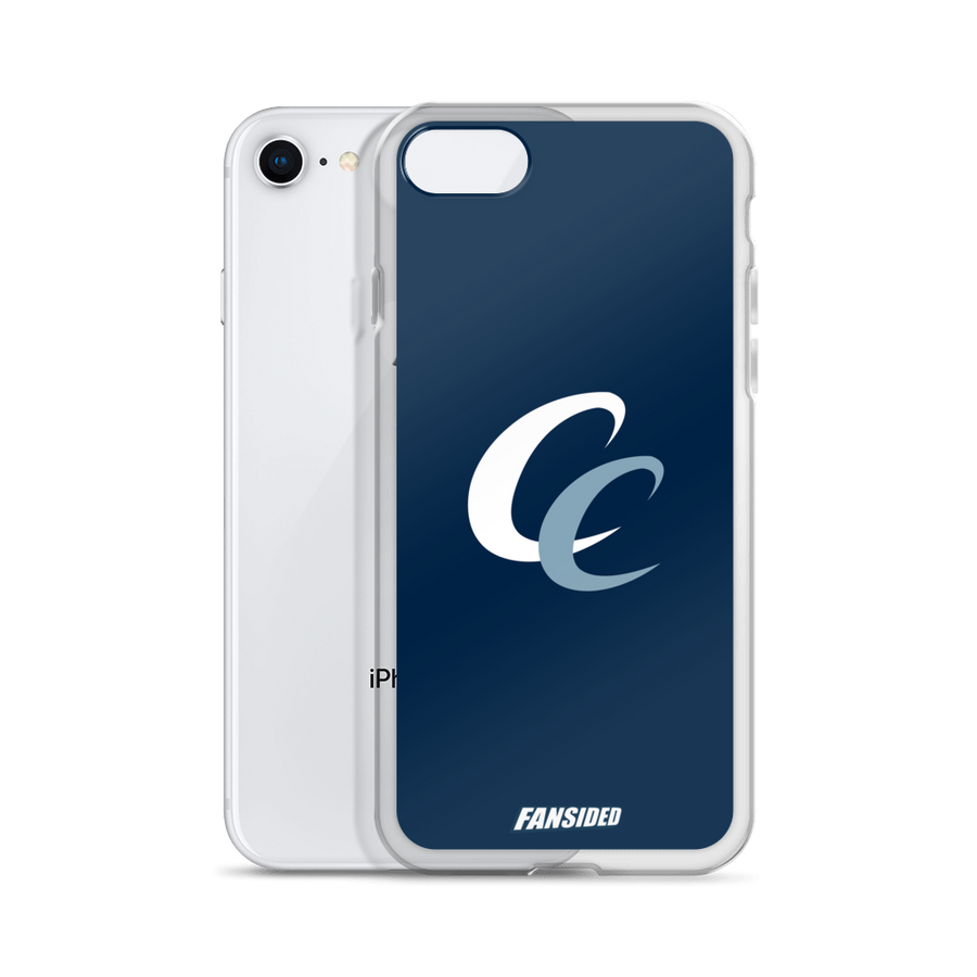 Chowder and Champions iPhone Case