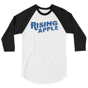 Rising Apple 3/4 sleeve raglan Shirt