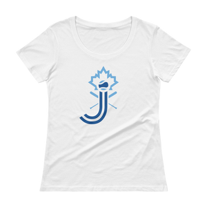 Women's Toronto Baseball Scoopneck T-Shirt