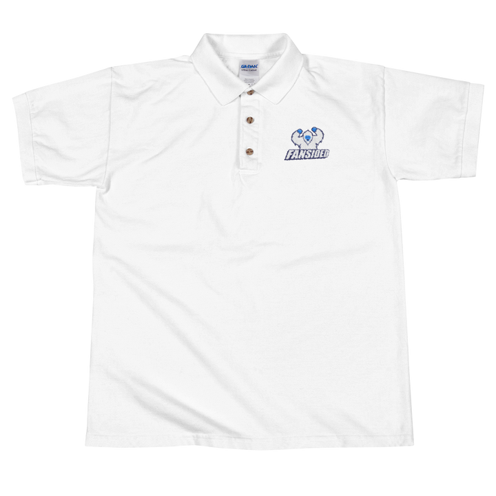 FanSided Embroidered Polo Shirt
