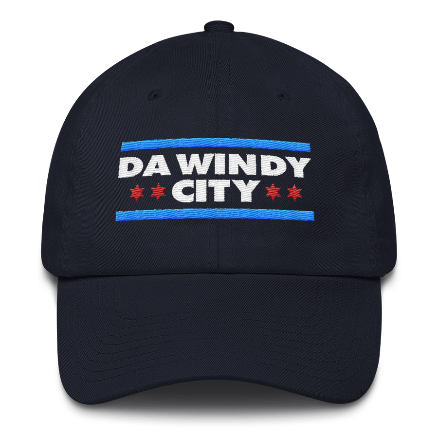 Da Windy City Cotton Cap