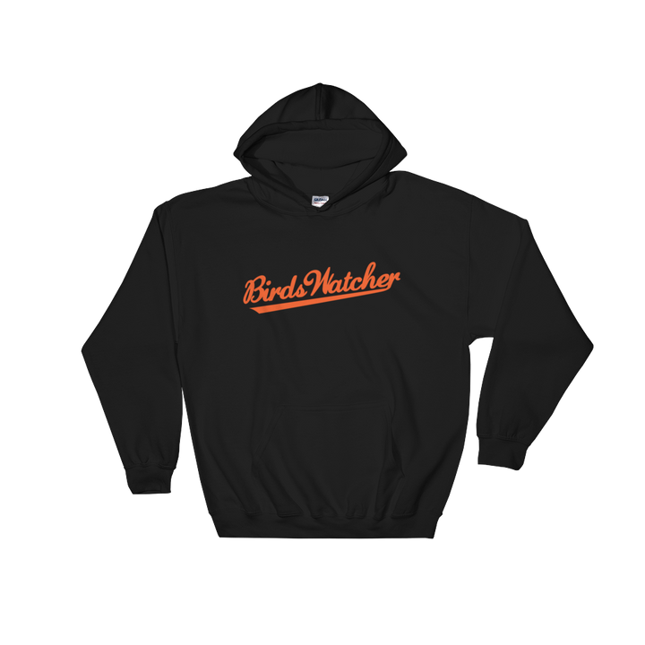 Birds Watcher Hooded Sweatshirt