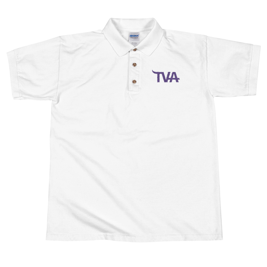 Minnesota Football Embroidered Polo Shirt