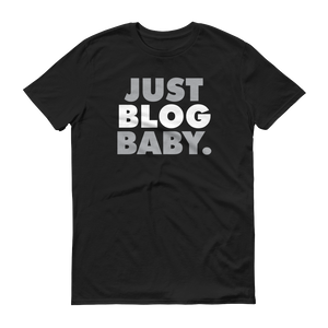 Men's Just Blog Baby Short-Sleeve T-Shirt