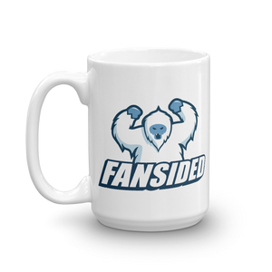 FanSided Everest the Yeti Mug