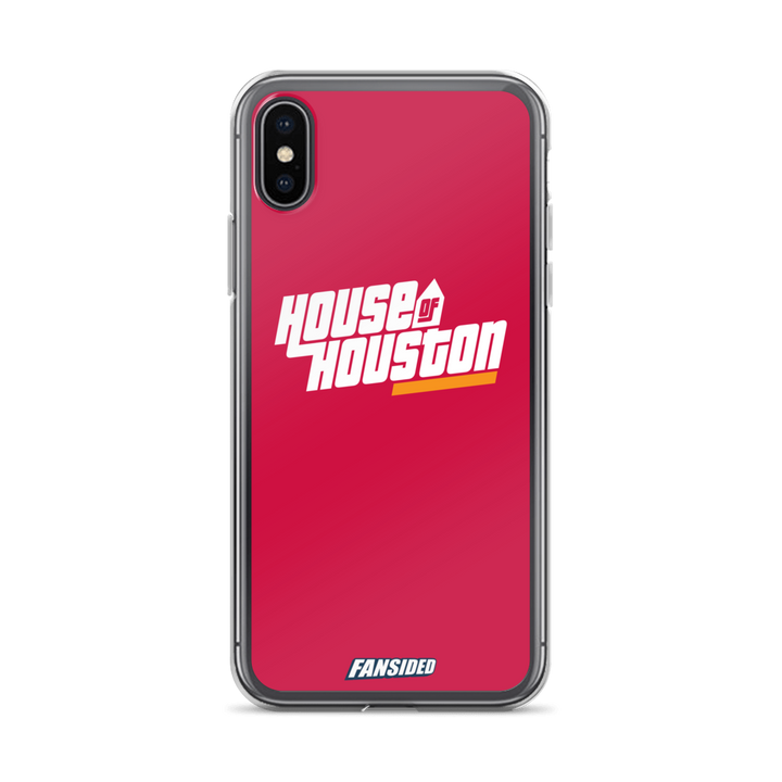 House of Houston iPhone Case