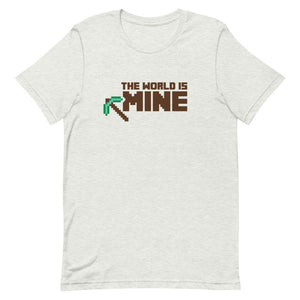 Minecraft Short-Sleeve Unisex T-Shirt