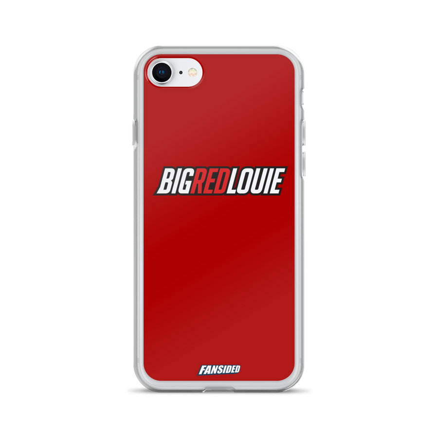 Big Red Louie iPhone Case