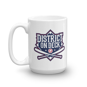 District on Deck Mug