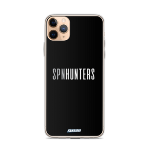 SPN Hunters iPhone Case